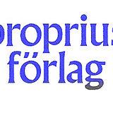 Profile for Proprius förlag