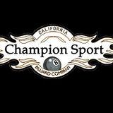 Profile for Champion Sport Co