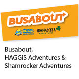Profile for Busabout, HAGGiS & Shamrocker