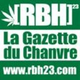 RBH23 - La Gazette du Chanvre Logo
