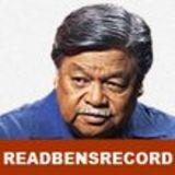Profile for ReadBen'sRecord