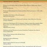 Religi: Jurnal Studi Islam