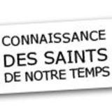 Profile for Connaissance des Saints de Notre Temps