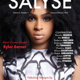 Profile for SALYSÉ Magazine