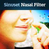 Profile for SinuSet Nasal Filter