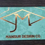 Profile for Mansur Design Co.
