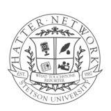 Profile for Hatter Network