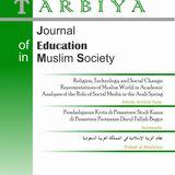 TARBIYA: Journal of Education in Muslim Society