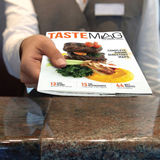 Profile for TASTEMAG Dining Guide