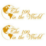 The 100 in the World