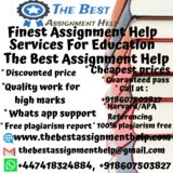 Profile for the best assignment help