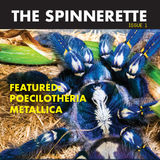 Profile for The Spinnerette - Tarantula + Spider Magazine