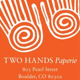 Profile for Two Hands NewsPaperie