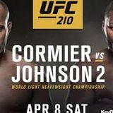 UFC 210 live Tv