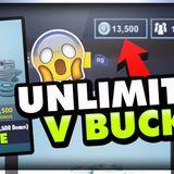 Unlimited Free V Bucks