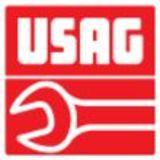 USAG 237 A 1//4 U02370102 Cricchetto Reversibile Certificato IP51