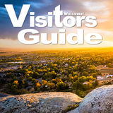 Welcome! Visitors Guide Logo
