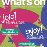 What's On in Swansea Magazine