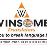 Profile for winsome translators