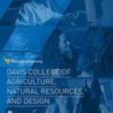Profile for WVU Davis College of Agriculture, Natural Resources, and Design