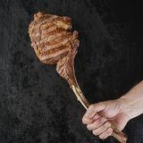 Grillrost aus Chrom robust Marko Outdoor Grill aus Ziegelsteinen f/ür Holzkohle